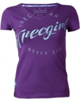 TREC WEAR T-Shirt 001 Girl VIOLET