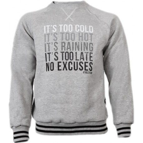 TREC WEAR Sweatshirt 013 No Excuse