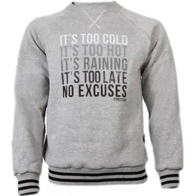 TREC WEAR Sweatshirt 013 No Excuse