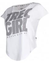 TREC WEAR top 002 Girl WHITE