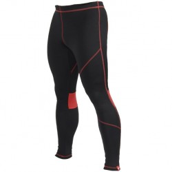 TREC WEAR Spodnie Pro Pants 003 BLACK/RED