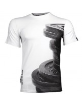 TREC WEAR T-Shirt WEIGHT 031 WHITE
