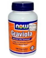 NOW Foods Graviola 100 kaps.