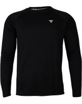 TREC WEAR Koszulka CoolTrec 013 Black Long Sleeve