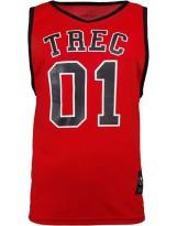 TREC WEAR Koszulka Jersey 001 RED