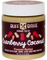 BUFF BAKE Peanut Butter Cranberry Coconut 368 g
