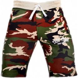 TREC WEAR Short Pants 010 Camo
