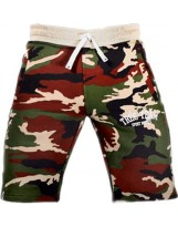 TREC WEAR Short Pants 010 Camo