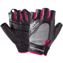 TREC WEAR Rękawiczki Gloves Ladies BLACK