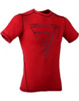 TREC WEAR Rush 005 Short Sleeve Red