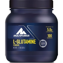 MULTIPOWER Glutamina 500 g