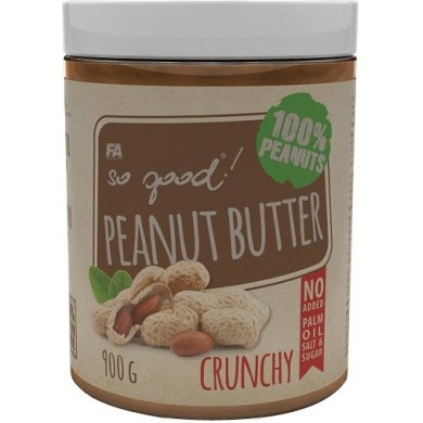 FITNESS AUTHORITY Peanut Butter 1000 g