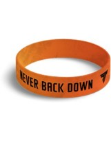 TREC WEAR Opaska 045 Never Back Down