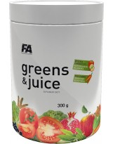 FITNESS AUTHORITY Green & Juice 300 grams