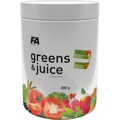 FITNESS AUTHORITY Green & Juice 300 g