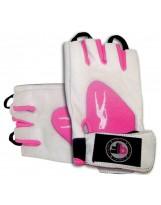 BIOTECH Rękawiczki Lady Gloves White Pink