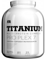 FITNESS AUTHORITY Titanium Pro Plex 7 2270 g