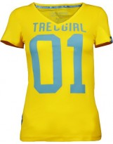TREC WEAR T-Shirt Trecgirl 004 Lemon