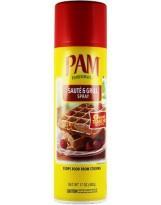 PAM Grill Saute 482 g