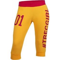 TREC WEAR 3/4 Pants Trecgirl 01 Yellow