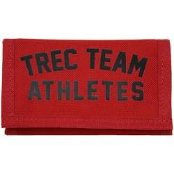 TREC WEAR Portfel 03 Red