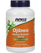 NOW FOODS Ojibwa Herbal Esiak Extract 450mg 180 kaps.