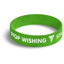 TREC WEAR Opaska 034 Stop Wishing Start Doing