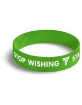 TREC WEAR Opaska 034 Stop Wishing Start Doing