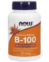 NOW FOODS B-100 100 tabl.