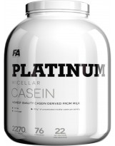 FITNESS AUTHORITY Platinum Micellar Casein Czekolada 1600 g