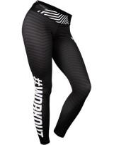 TREC WEAR Womens Leggins 004 Black-White