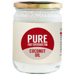 PURE Superfoods Pure Coconut Oil 500 g
