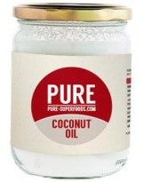 PURE Superfoods Pure Coconut Oil 400 g