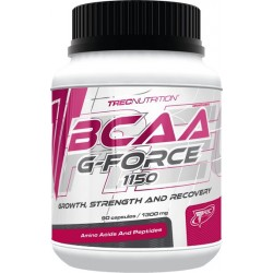 TREC BCAA G-Force 90 kaps.