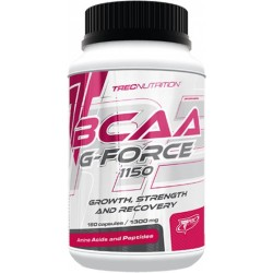 TREC BCAA G-Force 180 kaps.