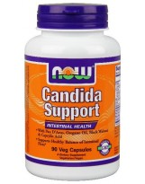 NOW Foods Candida Clear Support - 90 tablets