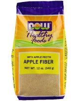 NOW Foods Błonnik Jabłkowy Apple Fiber 340 g