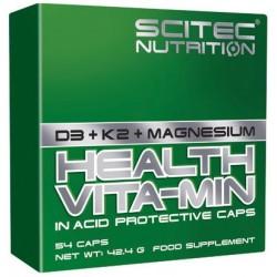 SCITEC Health Vita-Min 54 kaps.