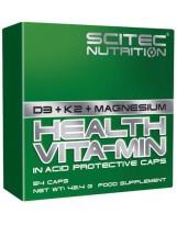 SCITEC Health  Vit. D3 i K2 Vita-Min 54 kaps.