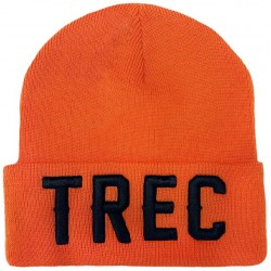 TREC WEAR Czapka zimowa 008 Orange