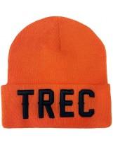 TREC WEAR Czapka zimowa 008 Orange