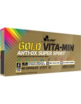 OLIMP Gold Vita Min anti-OX 60 kaps.