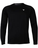 TREC WEAR Koszulka CoolTrec 013 Black Long Sleeve