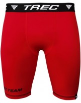 TREC WEAR Spodnie Pro Pants Short 006 Red