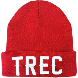 TREC WEAR Czapka Winter Cap 009 Red