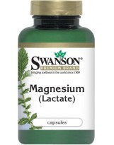 SWANSON Mleczan Magnezu 120 kaps.