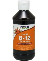 NOW FOODS B-12 Liquid Complex 237 ml