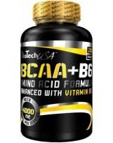 BIOTECH BCAA+B6 100 tabl.
