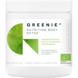 GREENIE Body Detox 75 g