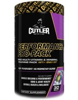 CUTLER Performance PRO Pack Multi Vita Pack 30 sasz.